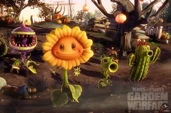 Никакого сингла в Plants vs. Zombies: Garden Warfare, информация о мультиплеерных режимах