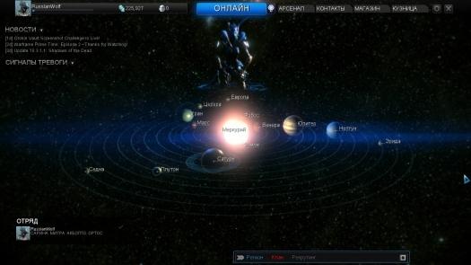 Солнечной системы (правда