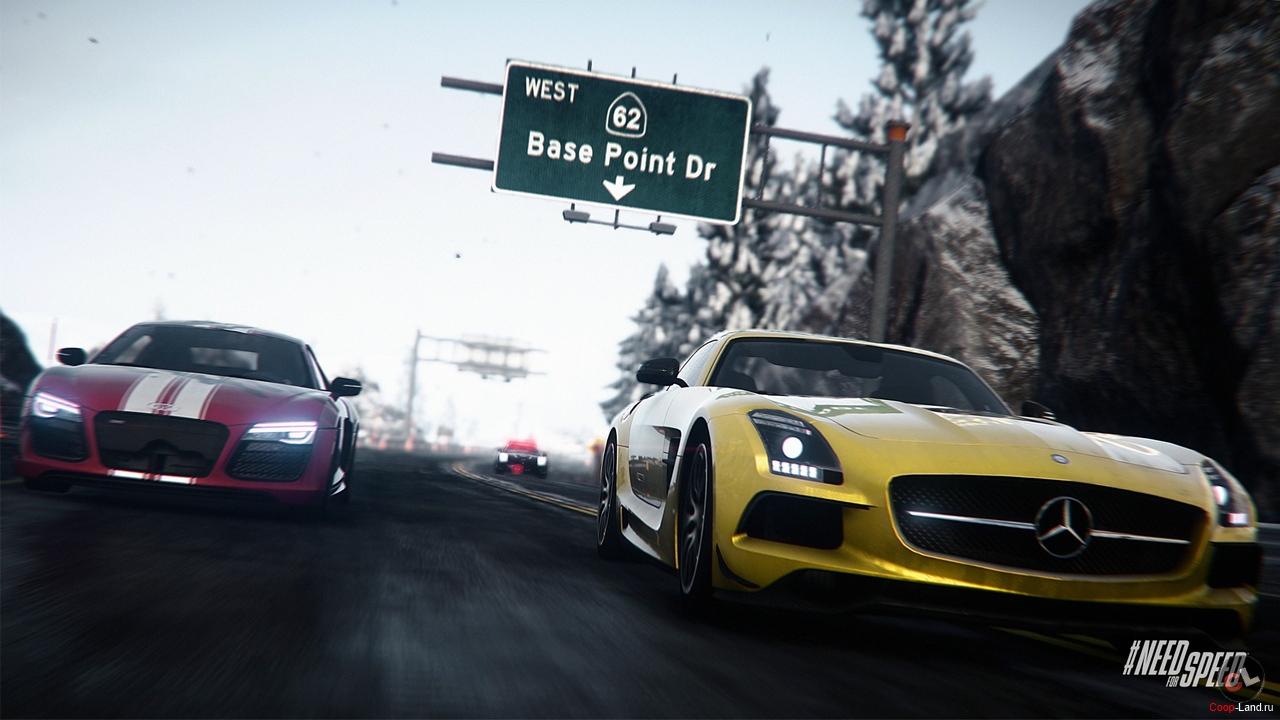 FAQ по ошибкам Need for Speed: Rivals