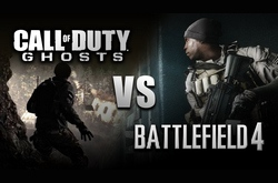 Battlefield 4 Vs Call Of Duty: Ghosts [By Necessary Evil]