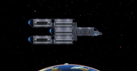 Сегодня выходит бета-версия Starbound