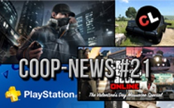 Coop-News #21 ���� ������ Watch Dogs, ����� � Call of Duty: Ghost, ���������� Steam � ������