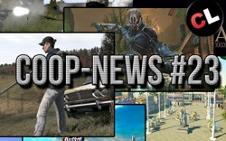 Coop-News #23 ЗБТ Tropico 5, бета-тест игры The Mighty Quest for Epic Loot, Jurassic Arma