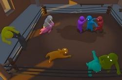 Gang Beasts Руководство Запуска По Сети - фото 3