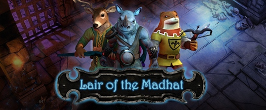Lair of the Madhat