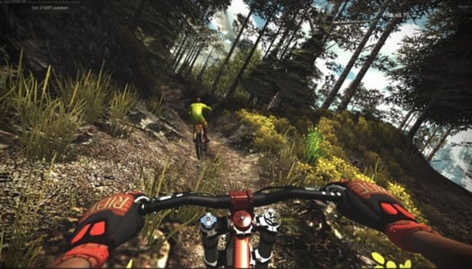 Скачать симулятор езды на велосипеде