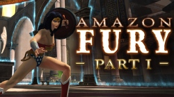 DLC для DC Universe: Amazon Fury Часть I