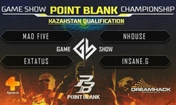����� ���� Game Show Point Blank Championship