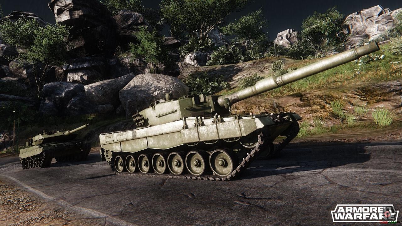 Превью Armored Warfare: Танки 2 ? - последние
