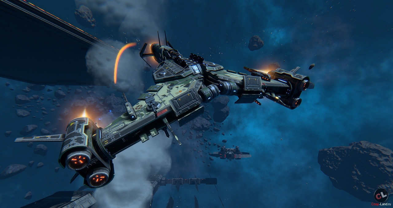 Star conflict 2014