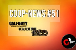 Coop-News #51 / Triad Wars - F2P по вселенной Sleeping Dogs, кооп в Call of Duty: Advanced Warfare, новый чемпион в League of Legends, новое творение от Blizzard - Titan так и не увидит свет