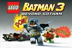 LEGO Batman 3: Beyond Gotham - новый LEGO, новый Бэтмен