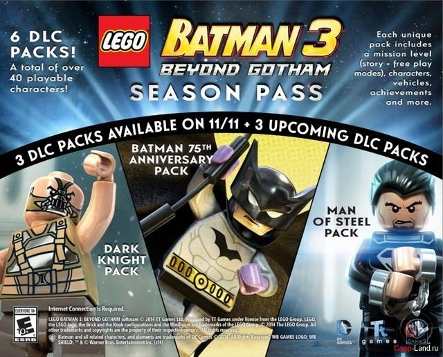 Игра Лего Бэтмен Против Супермена Скачать Торрент - фото 9