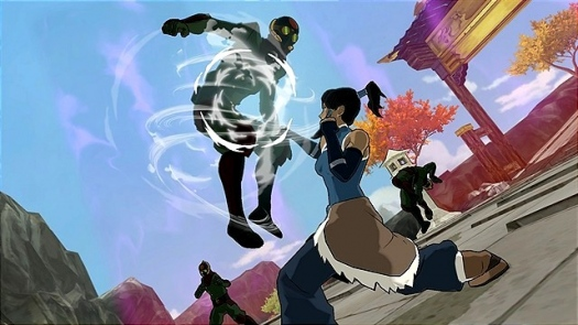 Legend of Korra. �������� ������
