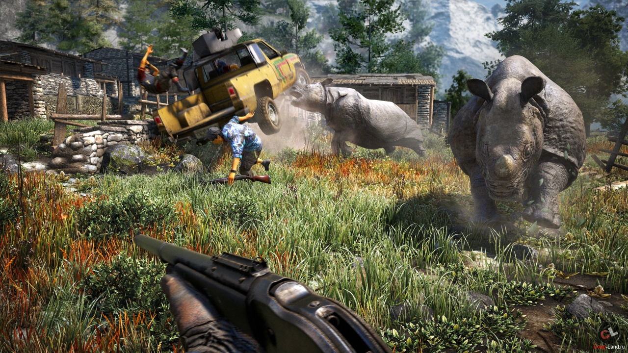 Far Cry 4 - все про кооператив и мультиплеер, отзывы и оценка