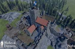 Medieval Engineers - ������� ����������� �� ������� � �������������