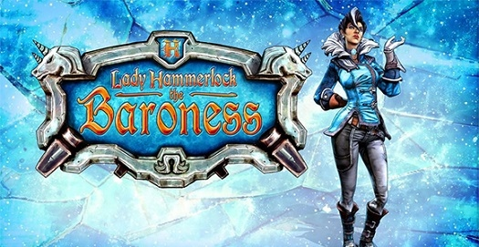 Borderlands: The Pre-Sequel DLC Lady Hammerlock
