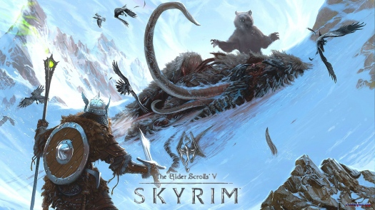 30 ������ ����������� ��� The Elder Scrolls V: Skyrim �� ������ Omich
