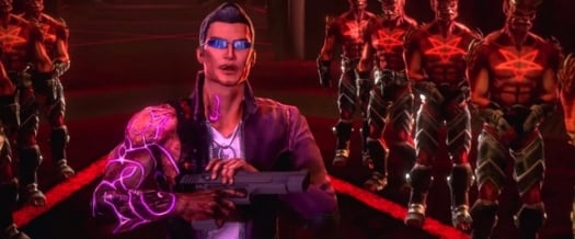 ����� Saints Row Gat Out of Hell: ������, ������� � ������ ������������