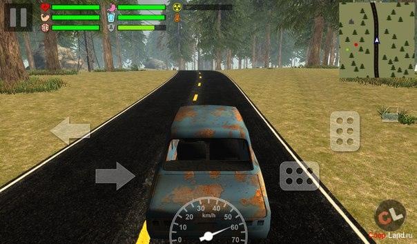 скачать на андроид игру The Survivor Rusty Forest на - фото 4