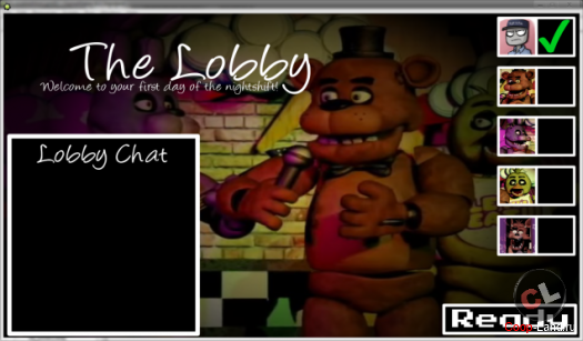 Fazbear Entertainment Game: мультиплеер в Five Nights At Freddy's