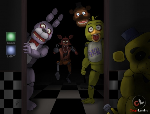 Fazbear Entertainment Game: ����������� � Five Nights At Freddy's