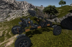Homebrew: Vehicle Sandbox ������ � �����������