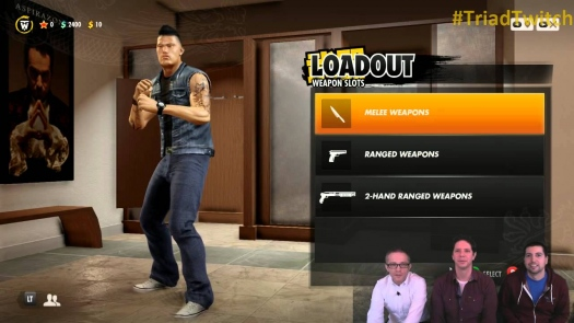 Triad Wars - Clash of Clans в мире Sleeping Dogs