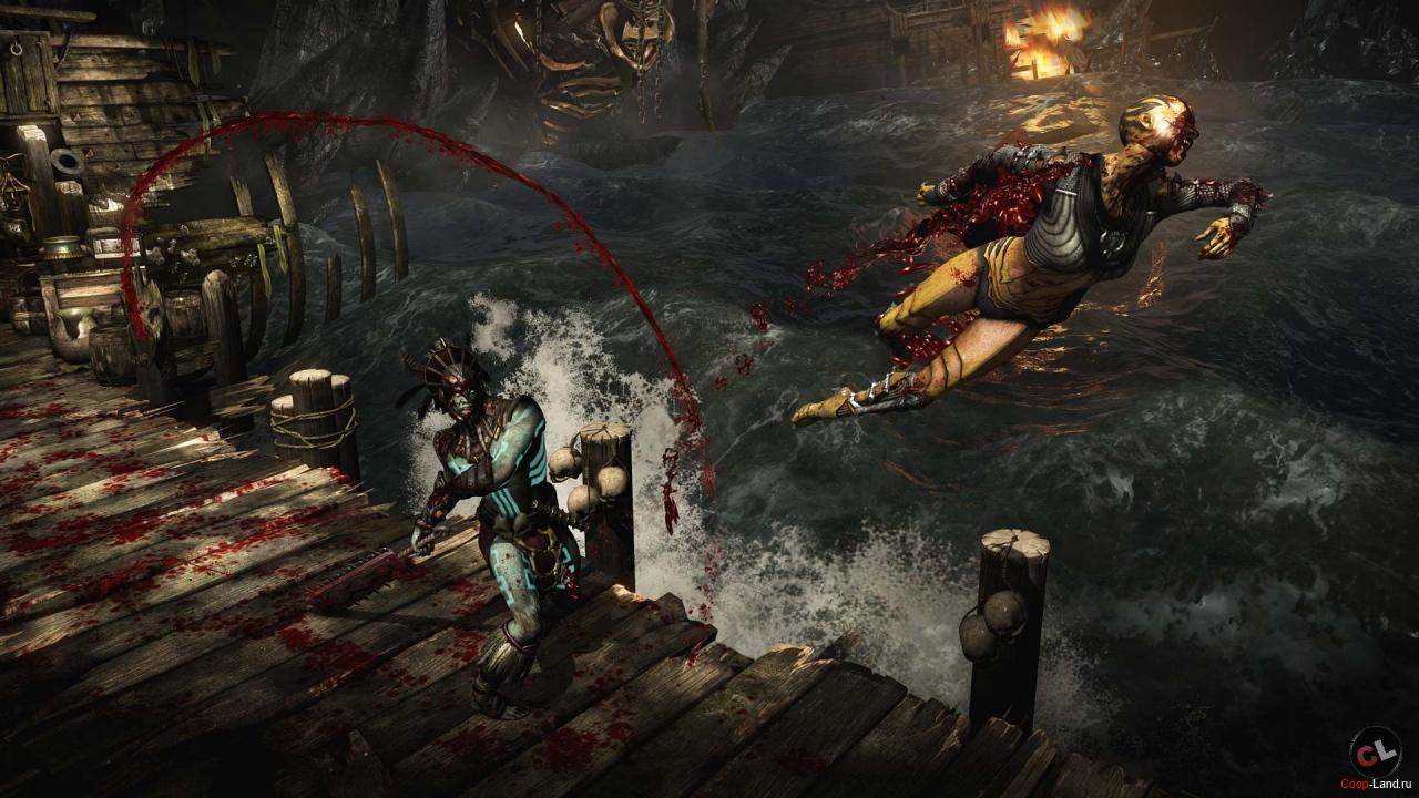 FAQ по ошибкам Mortal Kombat X