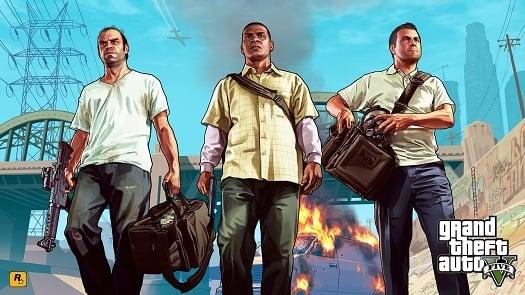 Grand Theft Auto V (GTA 5)