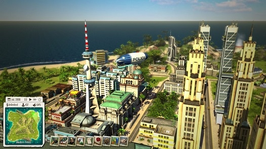 ������ ������ � Tropico 5. ���������� �Espionage�