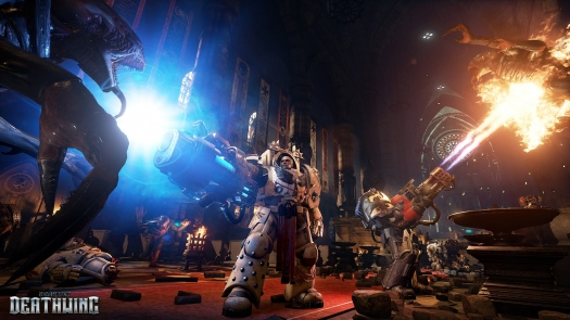 ����� Space Hulk: Deathwing �������� ������������ � �������