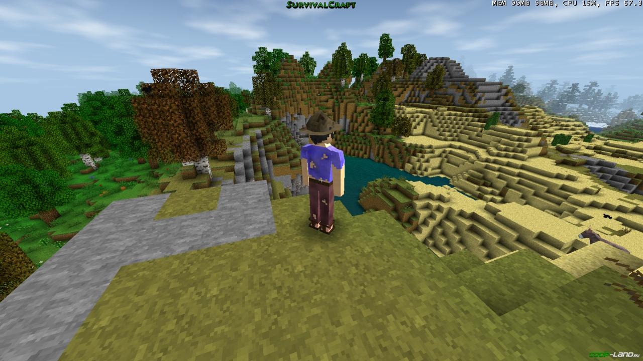 SurvivalCraft - больше, чем просто Minecraft - Блог Блог
