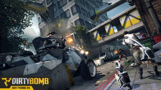 Dirty Bomb �������� ���� � Steam
