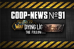 Coop-News #91 / Doom 4 без кооперативной компании, шестое дополнение к World of Warcraft, F2P Titanfall и многое другое!