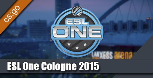ESL One Cologne 2015 (���� ��������� � ���������� ���).