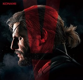 METAL GEAR SOLID V: THE PHANTOM PAIN - OST