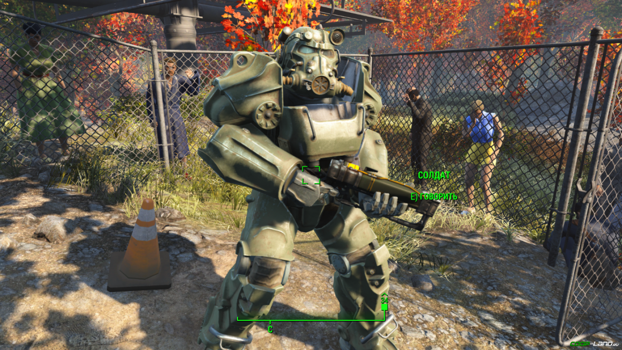 unofficial fallout 4 patch fallout 4