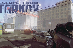 ������ �������� Escape From Tarkov � ��������� � ������