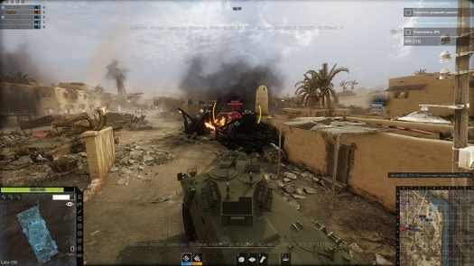 Подробности PvE режима в Armored Warfare