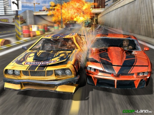 FlatOut 2 - The Best Racing Game For Me!