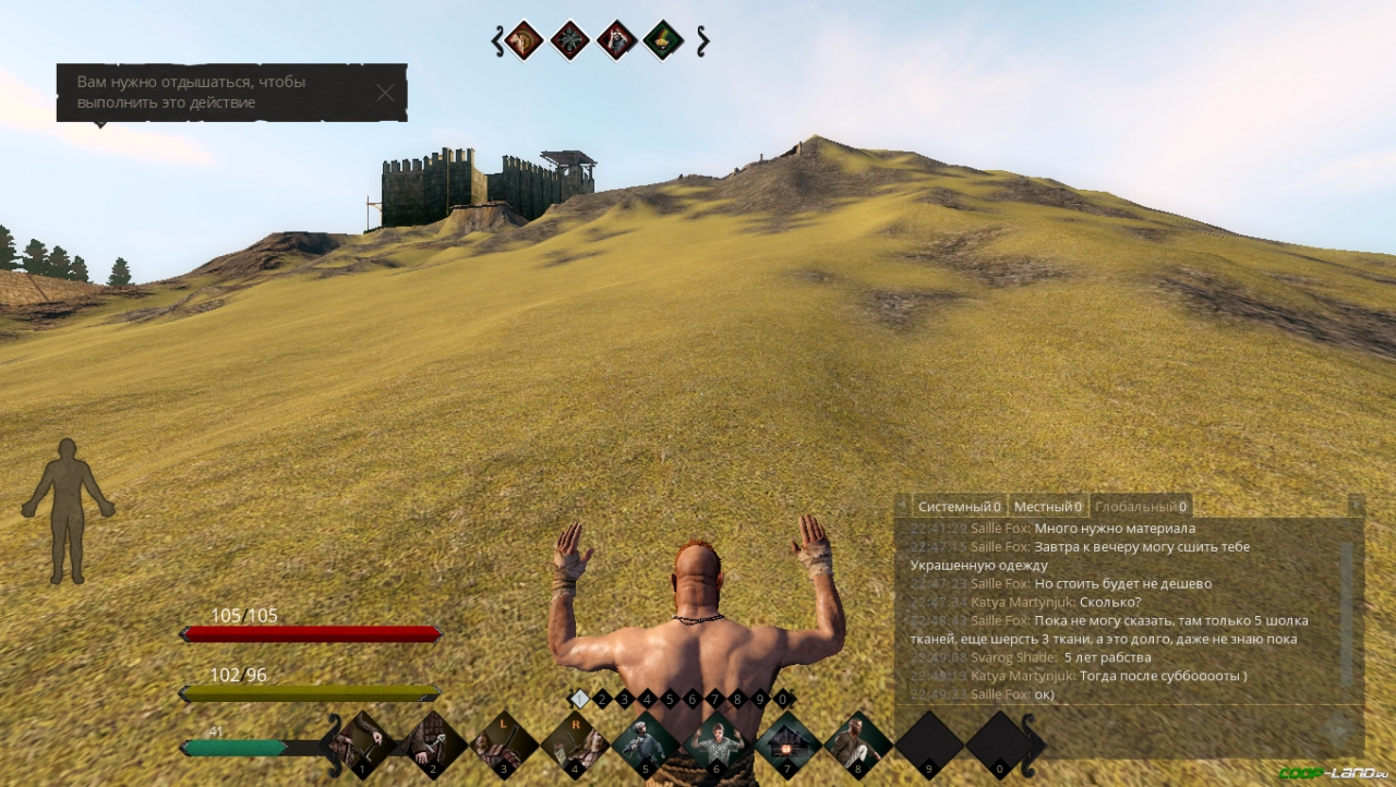 Обзор игры life is feudal your own armageddon server life is feudal
