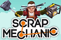 ������ Scrap Mechanic - ���������� ����� Robocraft � Space Engineers