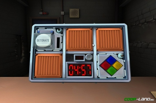 Скриншот бомбы из Keep Talking And Nobody Explodes