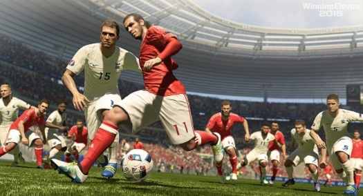 Data Pack 3 ��� PES 2016 �������� ����� ����������, ����, �����, ������ ��������� � ������� ������� � EURO 2016!