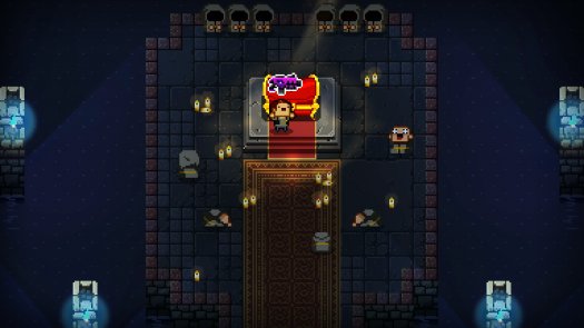 Enter The Gungeon: пуля пуле волк, или данжен-кроулер с кооперативом