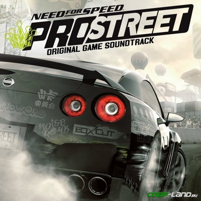 Музыка из Need for Speed: Pro Street (Full Soundtrack)