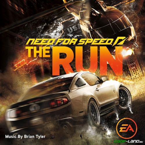 ������ �� Need for Speed: The Run (OST, Soundtrack)