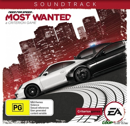Музыка из Need for Speed: Most Wanted 2012 (Soundtrack)