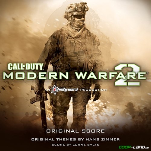 Музыка из Call of Duty: Modern Warfare 2 (Original Score)